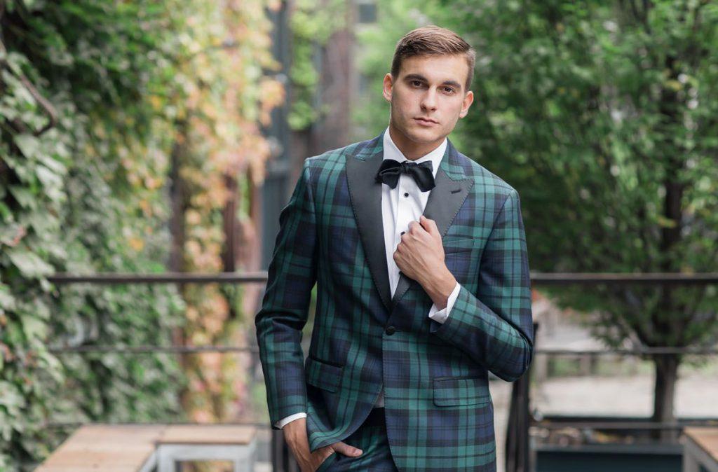 Trendy pro ženichy, oblek pro ženicha 2021