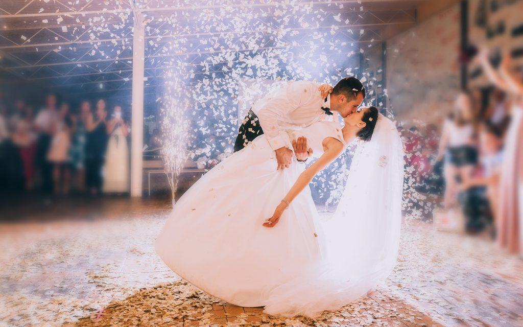 Svatební hudba, svatební tanec