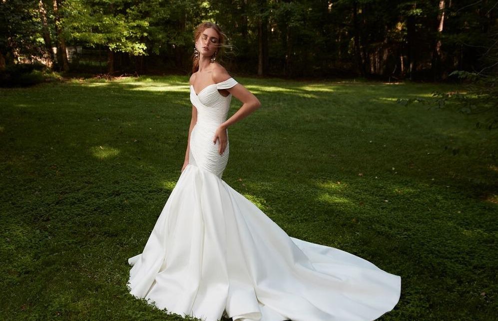 Svatební šaty jaro 2021, Anne Barge