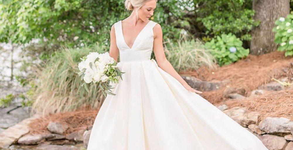 Anne Barge svatební šaty, kolekce jaro 2021