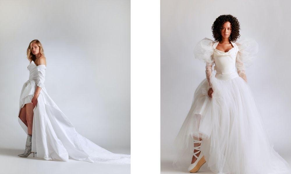 Vivienne Westwood svatební šaty 2021