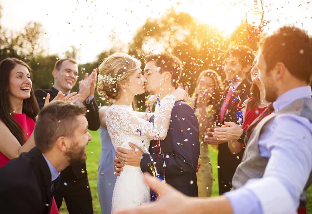 Levná svatba, jak ušetřit při plánování svatby
