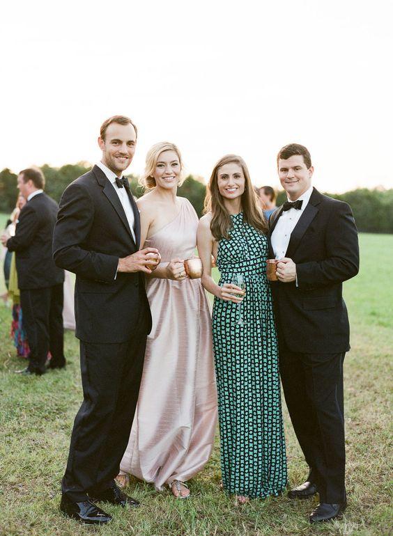 Dress code pro svatební hosty, co si obléknout na svatbu