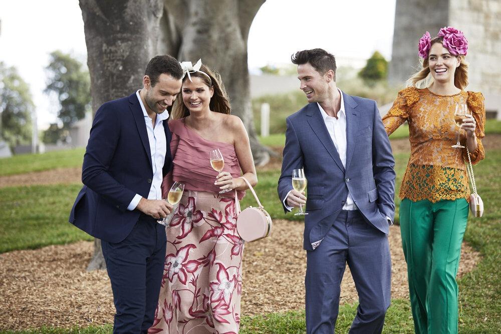 Jak se obléci na svatbu