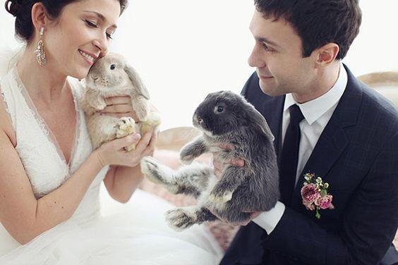 Svatba na Velikonoce