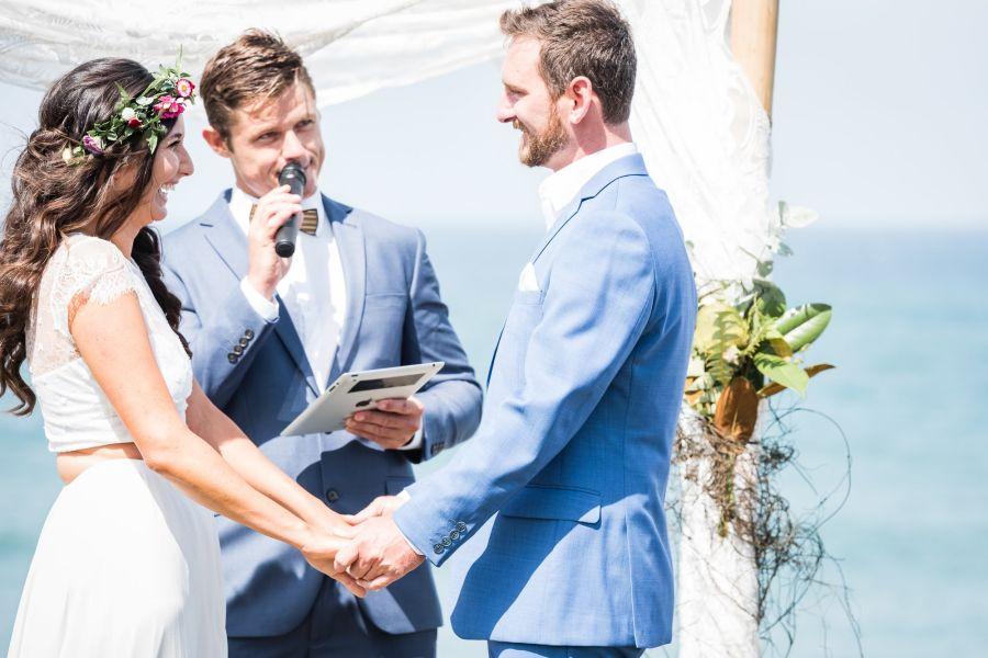 Moderátor na svatbu
