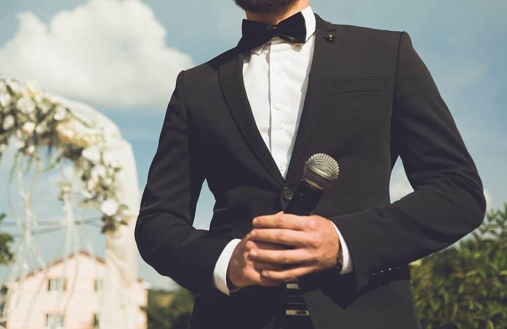 Svatební moderátor