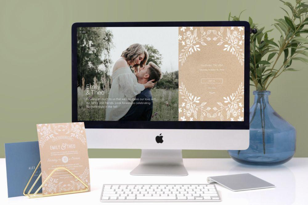 Svatební web: ano či ne?