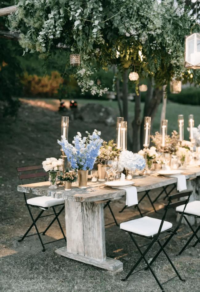 Dřevěná svatba