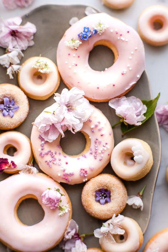 Donuts na svatbu