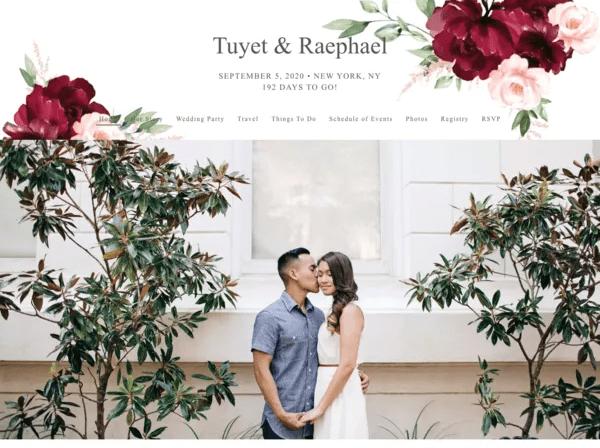 Svatební stránky