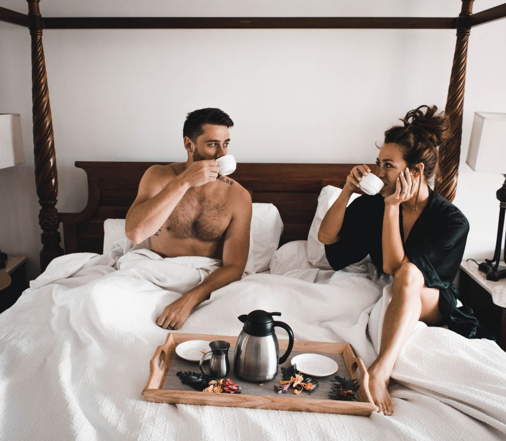 Líbánky, svatební cesta