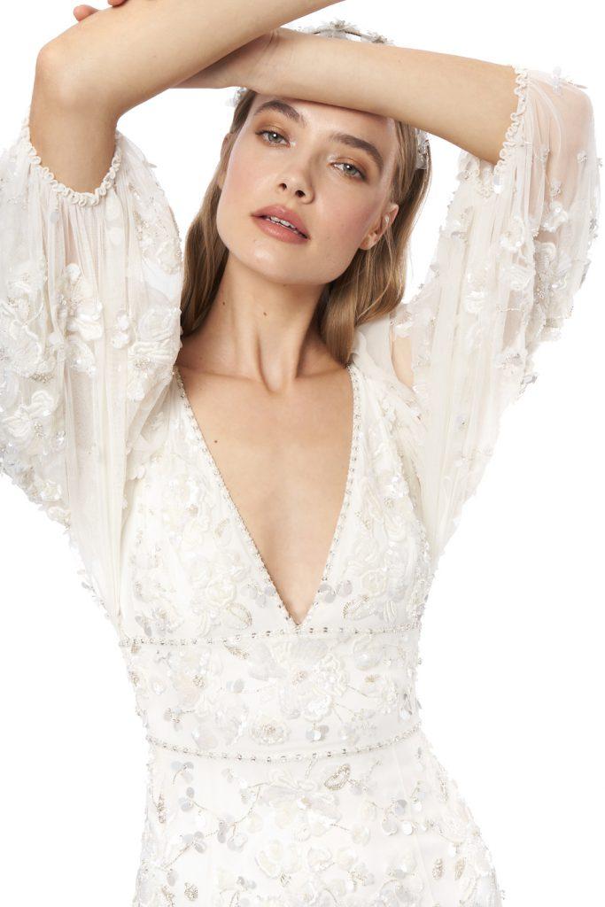 Jenny Packham svatební kolekce 2021