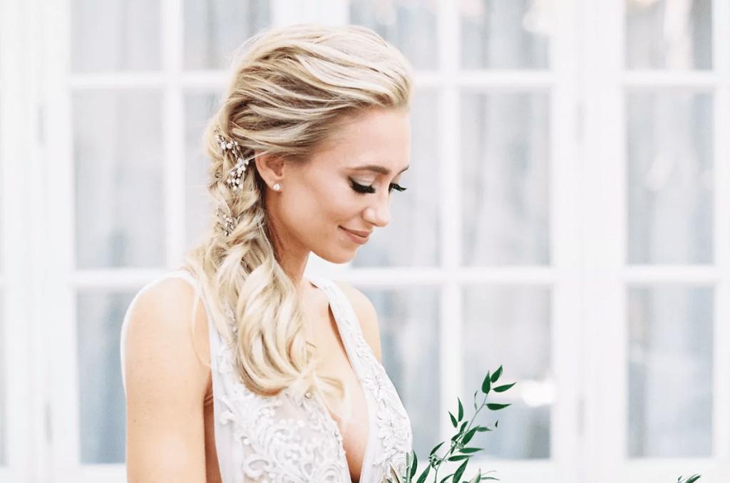 Make-up na svatbu