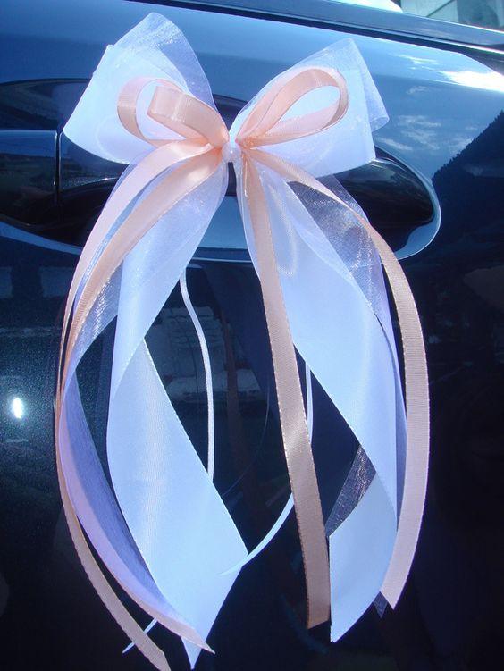 Stuhy na svatební auto