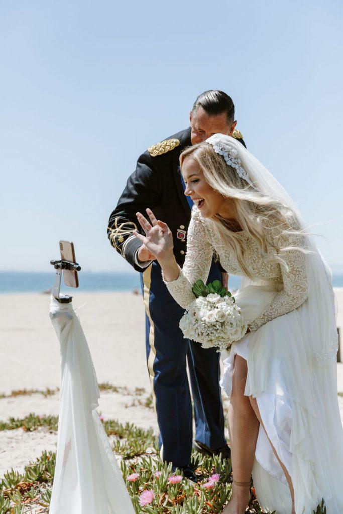 Online vysílání svatby, virtuální svatba, online svatba