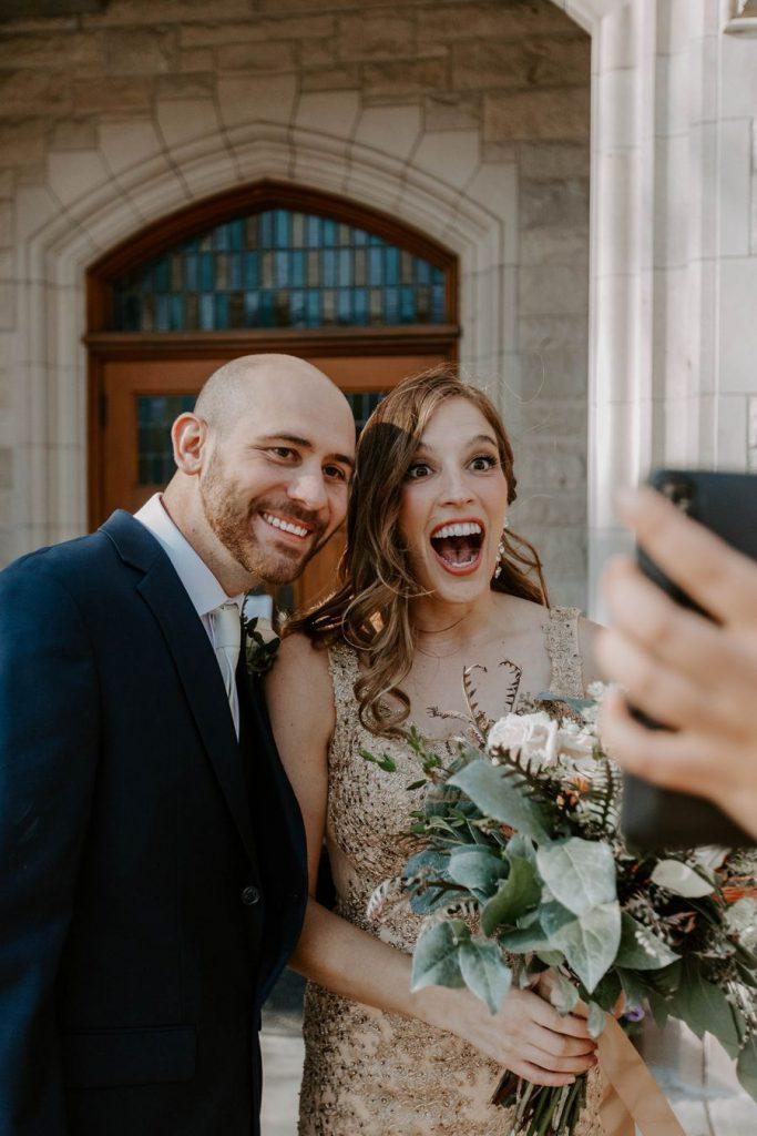 Virtuální svatba