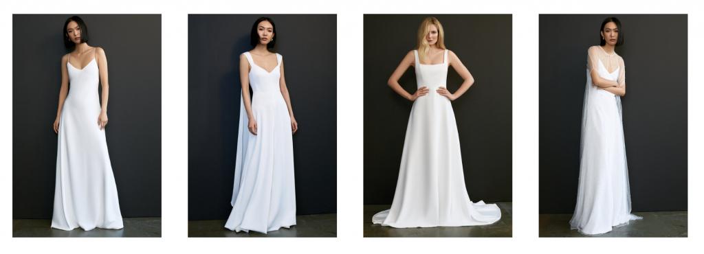 Svatební kolekce savannah Miller jaro/léto 2021