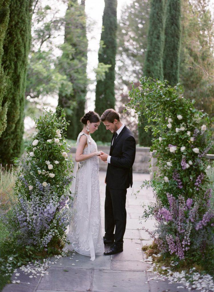 Pastelová svatba