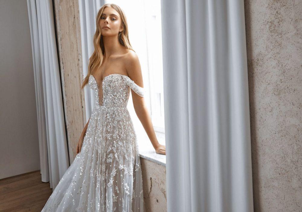 Svatební šaty Elihav Sasson 2021