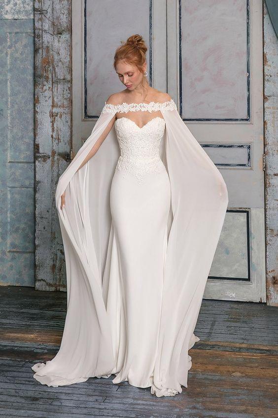 Nevěsta, svatební šaty