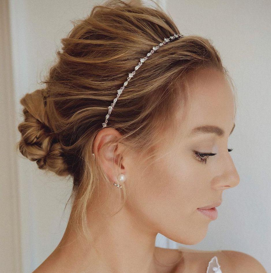 Doplňky do vlasů pro nevěstu