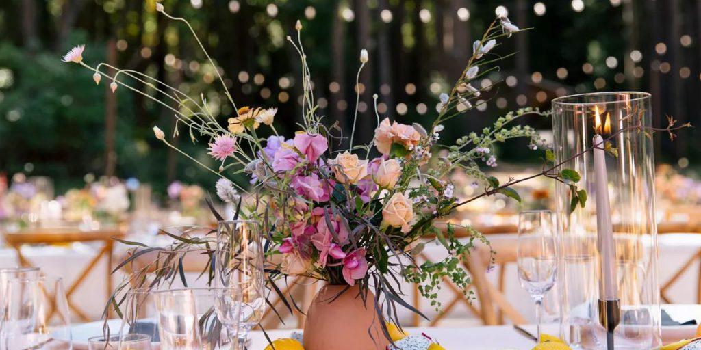 Svatební barvy pro léto 2021, Letní svatební barvy 2021