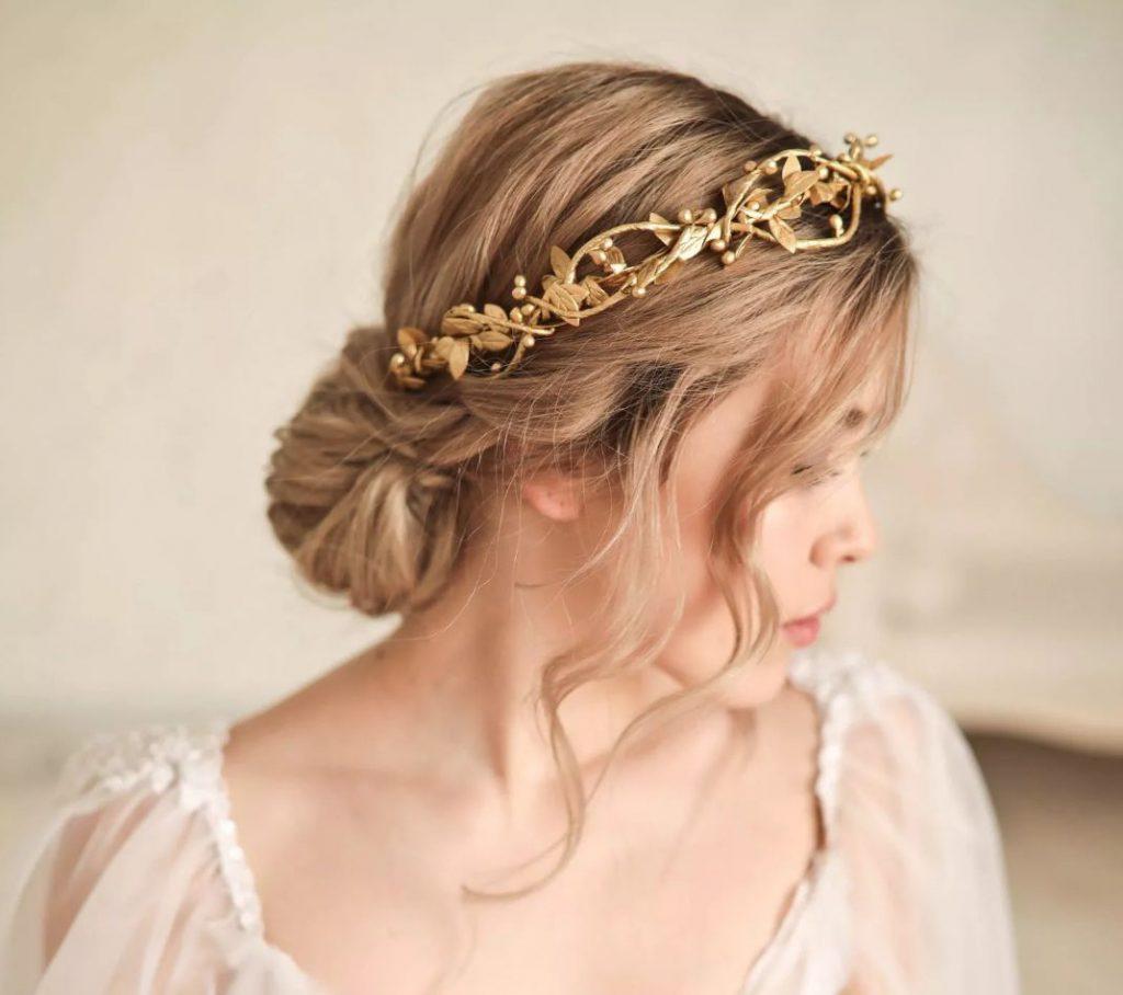 Svatební doplňky do vlasů