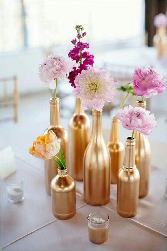 Květinové dkeorace na svatbu