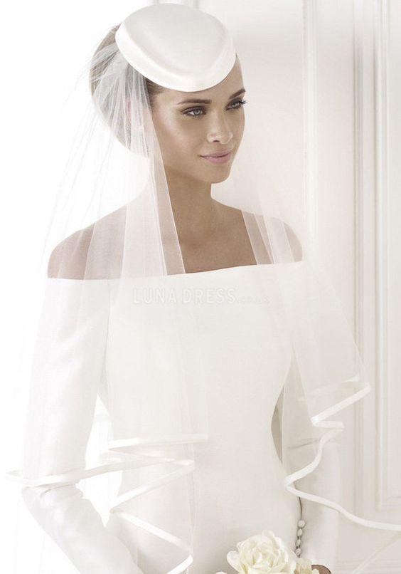 Klobouček pro nevěstu