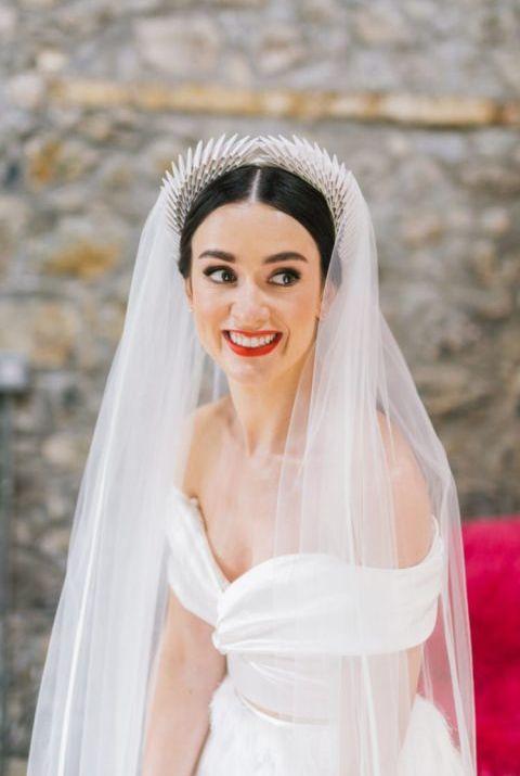 Jak ozdobit vlasy nevěsty