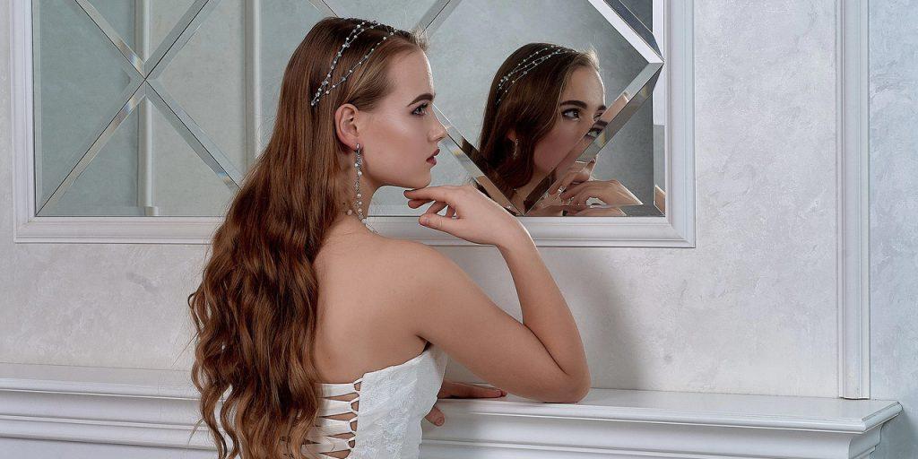Vlasové doplňky pro nevěsty