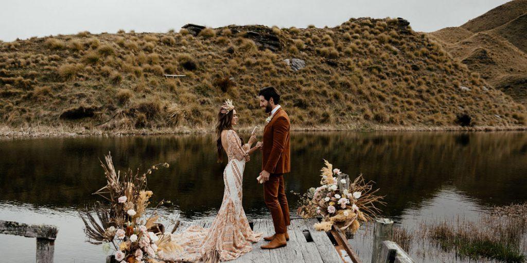 Malá svatba, výzdoba obřadu