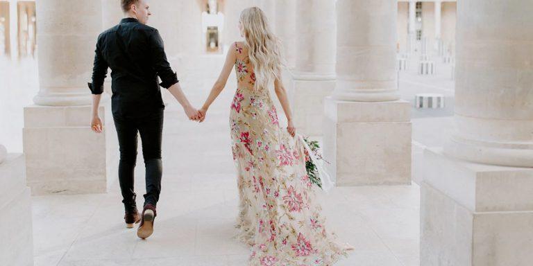 Ohromující slunečnicová svatební inspirace