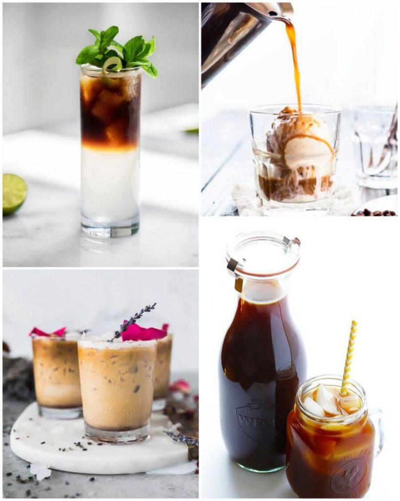 Ledové kávové speciality na svatbu