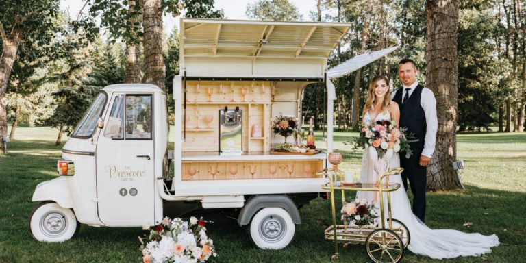 """""""I svatbu za relativně málo peněz a s malým mimčem si můžete užít,"""" říká nevěsta Eliška"""