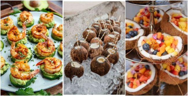 Občerstvení na svatbu, catering