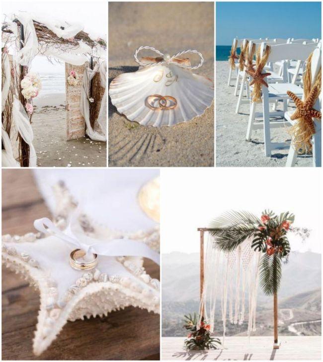 Svatba jako na pláži