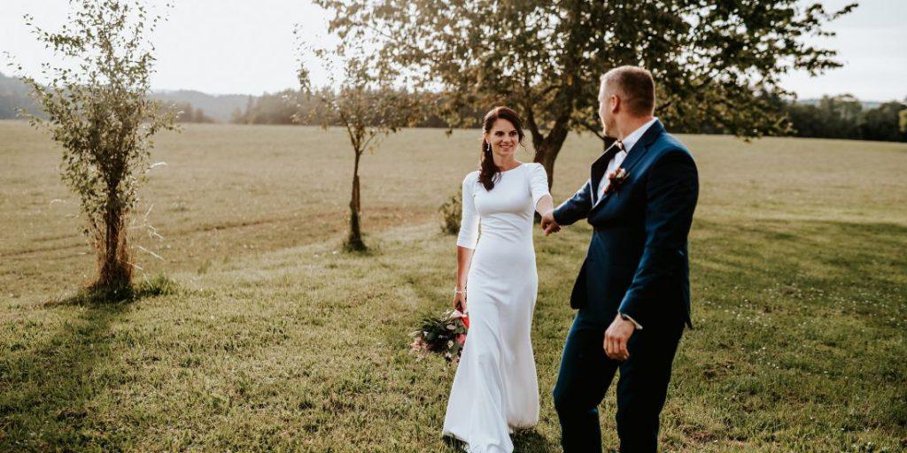 Svatební příběh nevěsty