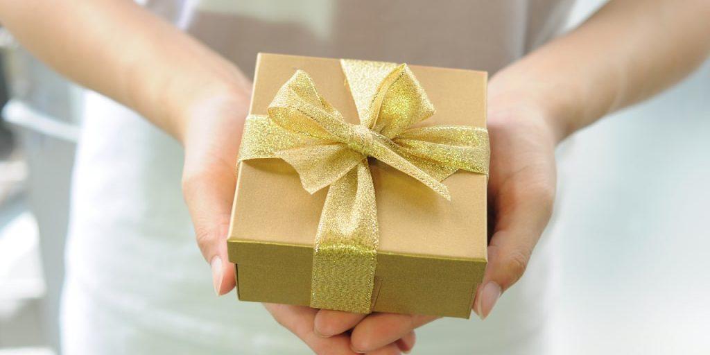 vtipné a originální svatební dary