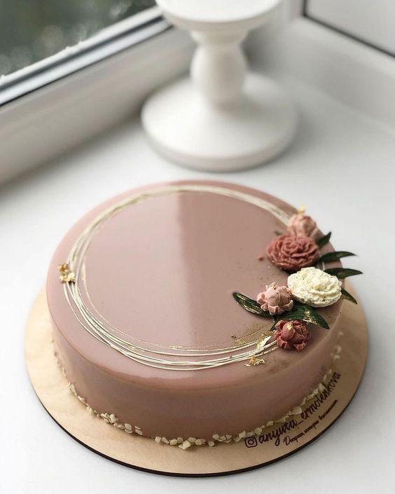 Malé svatební dorty